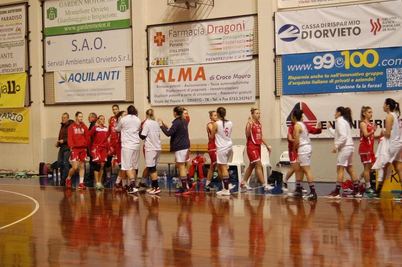 Azzurra Ceprini Orvieto ha chiuso la stagione con una vittoria