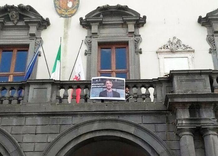 Adesione del Comune di Orvieto alla campagna per la liberazione di Gabriele Del Grande