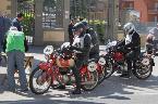 Motogiro d'Italia fa tappa al Comune di Giove