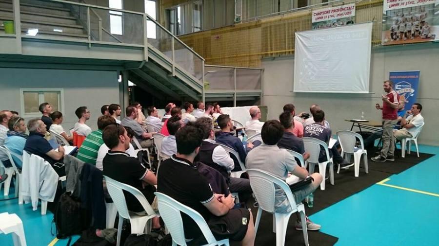 Orvieto Fc, iù di 40 tecnici da tutta Italia ad Orvieto per il Futsal Players Clinic