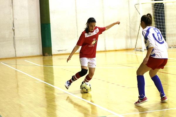 Martina Antonelli vola in nazionale Under 17 femminile di calcio a 5