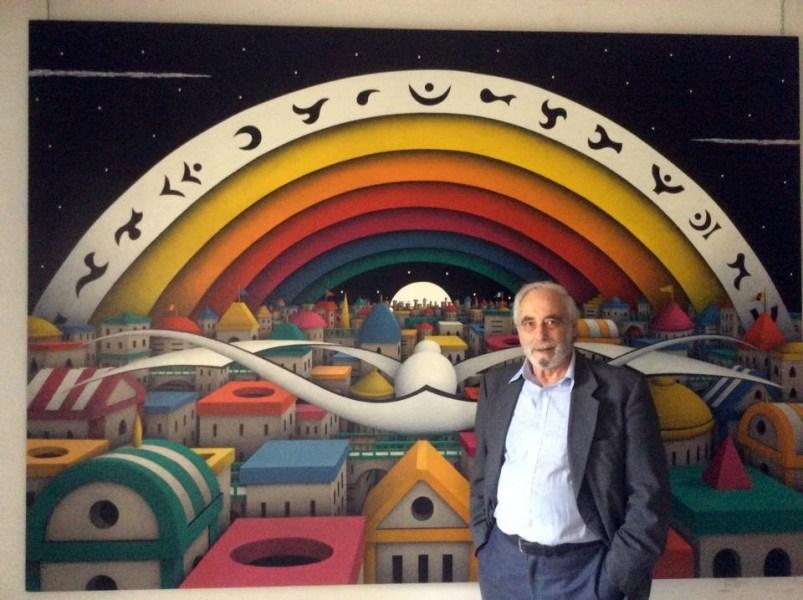 In mostra a Orvieto la pittura ermeneutica di Pier Augusto Breccia