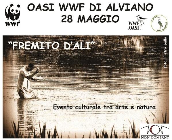 """All'Oasi di Alviano la primavera si festeggia con un """"Fremito d'Ali"""""""