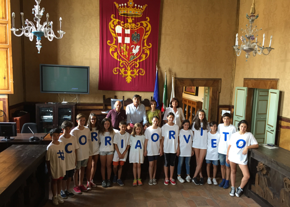 Dal 7 al 9 luglio Orvieto sempre più competitiva con i Campionati Italiani Master di Atletica Leggera