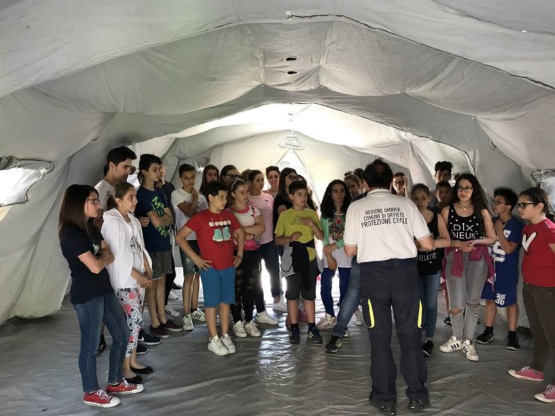 Una Terra da Amare, a Montecchio sensibilizzare le nuove generazioni alla solidarietà sociale