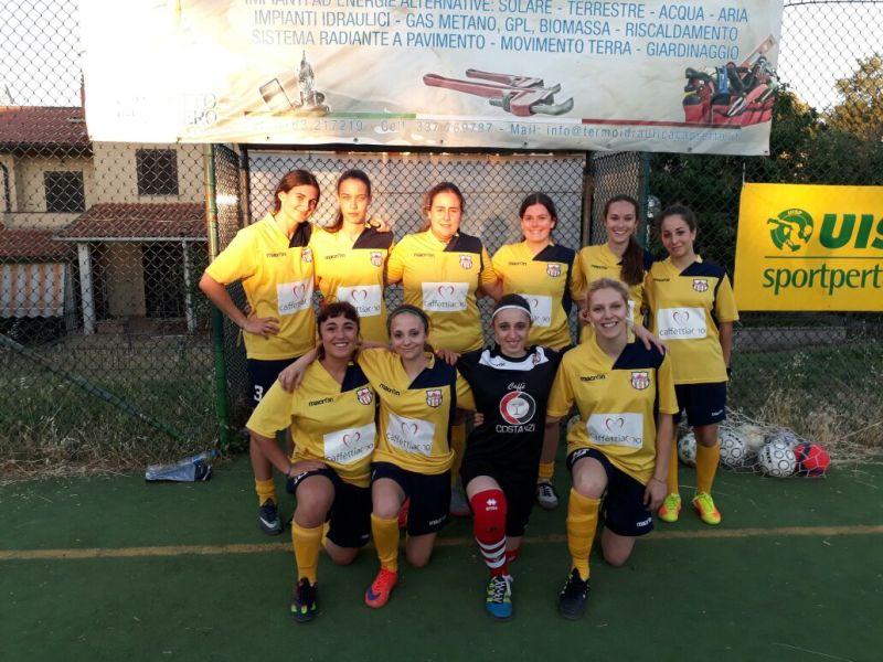 Orvieto Fc per la nuova stagione presenta una squadra femminile in gran spolvero