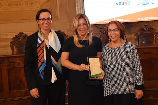 "A Vetrya il premio ""Women Value Company 2017 – Intesa Sanpaolo"""