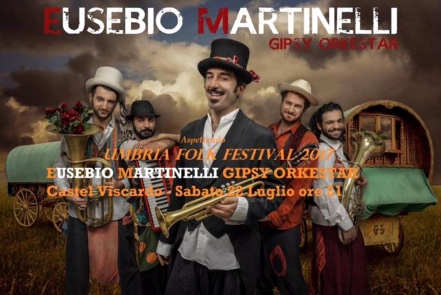 """""""Aspettando Umbria Folk Festival"""", prima tappa a Castel Viscardo con la Festa del Solleone"""