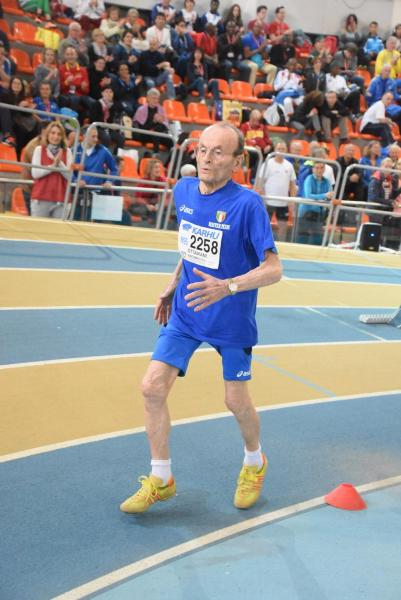 Master di atletica allo stadio Luigi Muzi, 2510 gli atleti in gara in rappresentanza di oltre 370 società