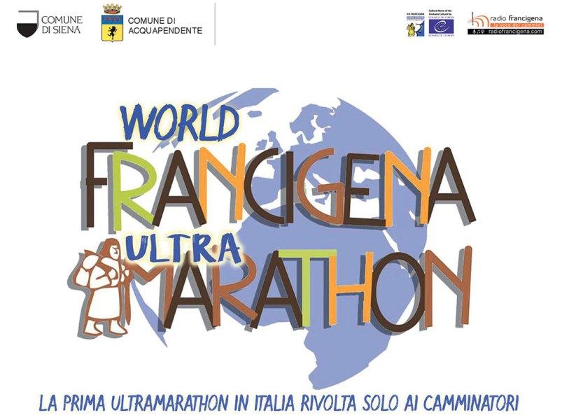 E' in arrivo World Francigena Utramarathon, l'evento aquesiano di ottobre