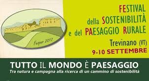 A Trevinano si apre il Festival della Sostenibilità e del Paesaggio rurale