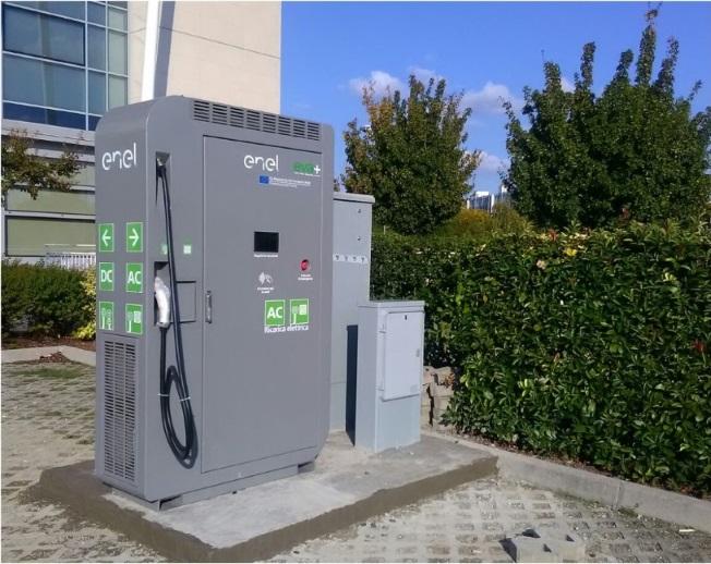 Veicoli elettrici, arriva anche a Orvieto il Progetto EVA+ per la ricarica veloce