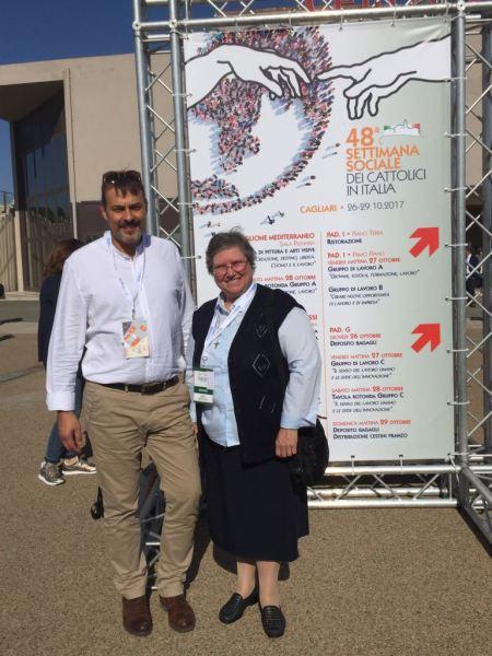 Anche due orvietani partecipano alla 48° Settimana sociale sul lavoro a Cagliari