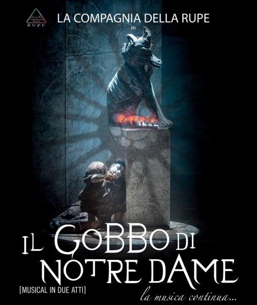 """La magia de """"Il Gobbo di Notre Dame"""" torna sul palco del Mancinelli con la Compagnia della Rupe"""