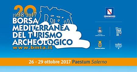 """Il Distretto Turistico """"Etruria Meridionale"""" alla XX Borsa Mediterranea del Turismo Archeologico a Paestum"""