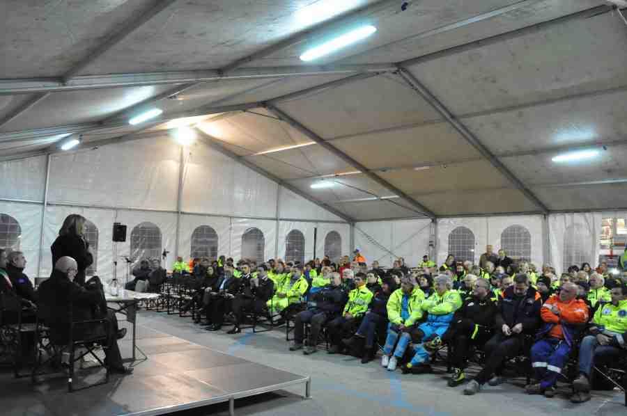 Anniversario sisma 2016, convegno a Cascia su volontariato in protezione civile