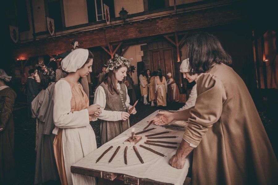 Convivium Secretum, itinerario storico-culinario sulla cucina medievale e rinascimentale a Soriano nel Cimino