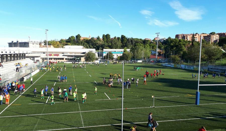 """Gli studenti Orvietani, insieme all'Unione Orvietana Rugby, partecipano alle """"Feste del Rugby"""""""