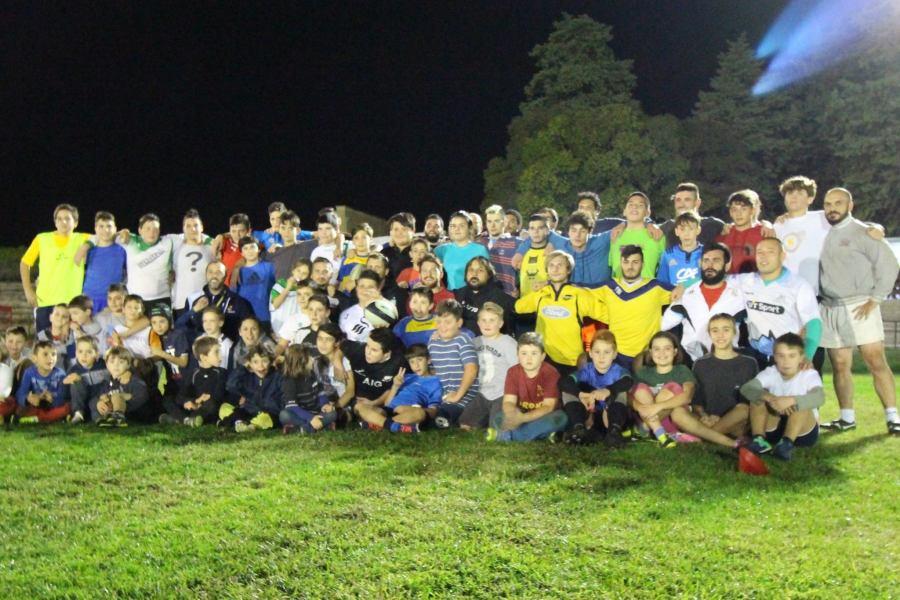 Fine settimana a tutto rugby per l'Orvietana