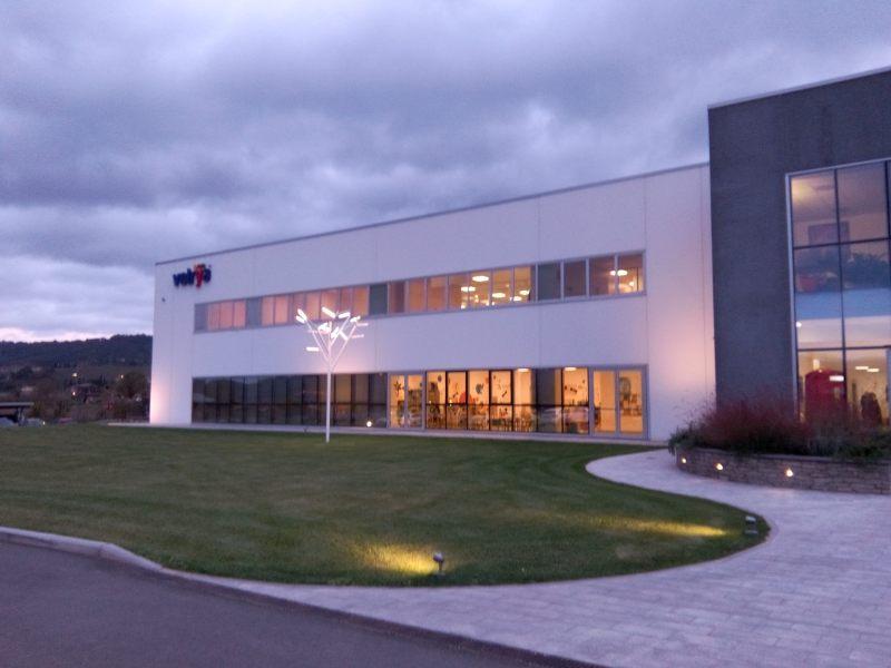 """""""Guardare oltre per vedere lontano"""", si amplia il Corporate Campus con Vetrya 2. Nuove aree e servizi gratuiti per la comunità"""