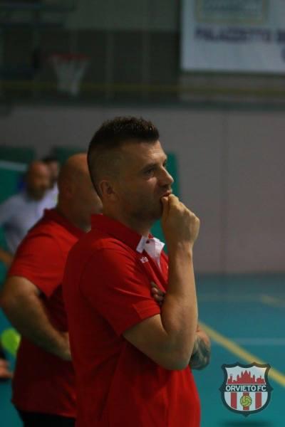 Orvieto Fc, dopo il 4-4 contro la Cts Grafica ora massima concentrazione sugli impegni del fine settimana