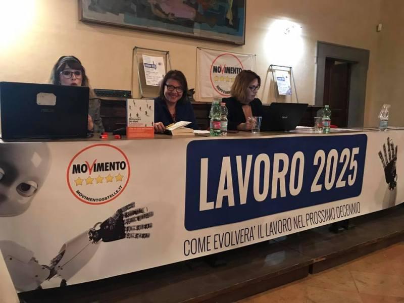 M5S di Orvieto propone Lo Sportello del Lavoro. Verrà discusso nel consiglio del 28 novembre