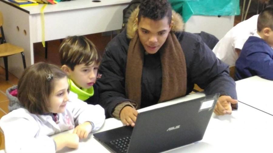 Il coding e la robotica, progetto-gioco con i ragazzi del Leonardo da Vinci di Acquapendente