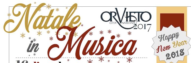 Natale in Musica, eventi e concerti dal 16 dicembre 2017 al 28 gennaio 2018