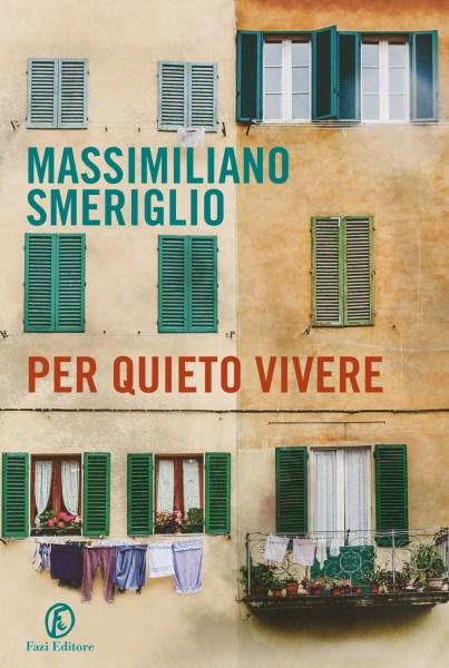 """Alla Libreria Caffeina di Viterbo Massimiliano Smeriglio presenta il nuovo romanzo """"Per quieto vivere"""""""