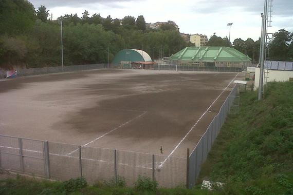 Acquapendente, approvato progetto per manutenzione campo di calcio Boario