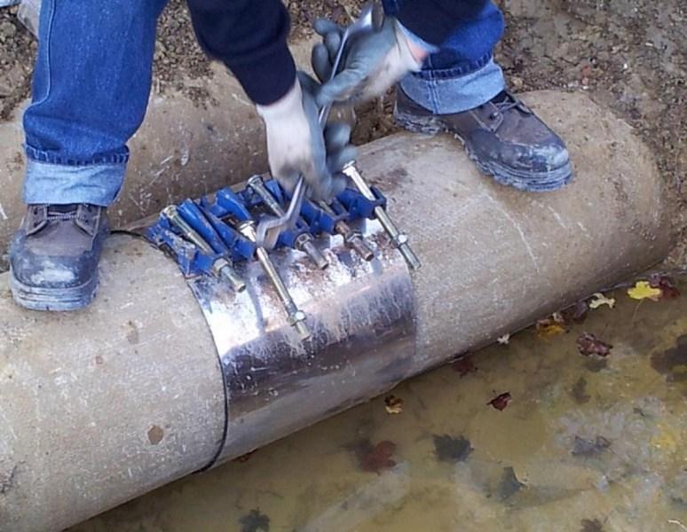 Disciplina circolazione per lavori urgenti alla condotta idrica a Sferracavallo