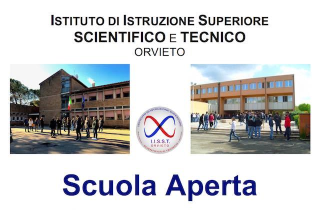 L'Istituto di Istruzione Superiore Scientifico e Tecnico a porte aperte