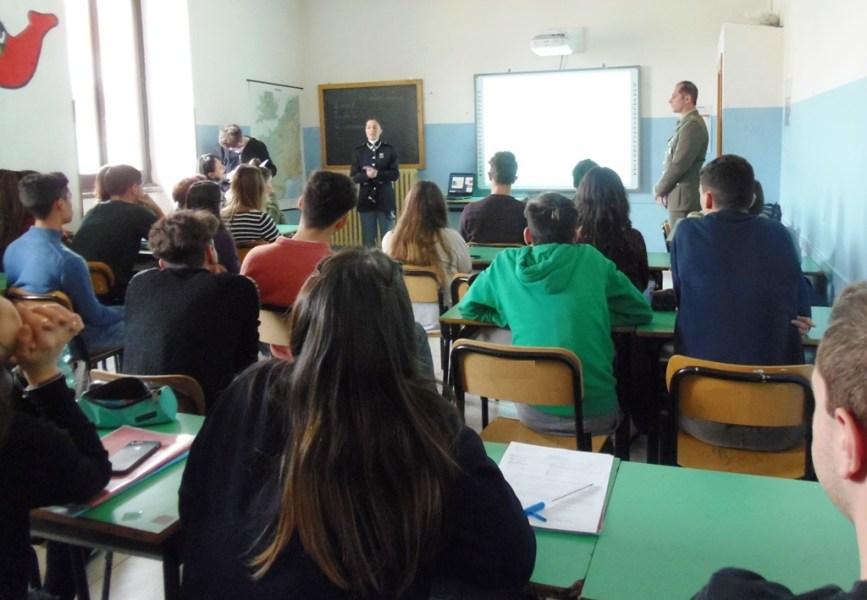 Prosegue il ciclo di conferenze di orientamento della Scuola Sottufficiali dell'Esercito