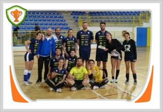 Sconfitta in casa per G.S. Volley Acquapendente durante la prima giornata del Campionato interregionale misto Uisp