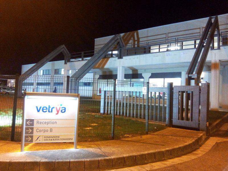 E poi c'è Vetrya … L'innovazione che crea valore. Inaugurato il corpo B del corporate campus