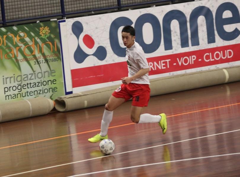 """Prima squadra calcio a 11 Orvieto Fc, Kamazuka: """"Ora siamo più uniti e andiamo verso un unico obiettivo"""""""