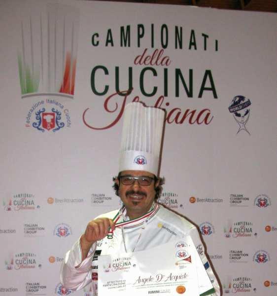 Orvieto: due medaglie ai Campionati della Cucina Italiana, ecco l'esperienza di Consuelo Caiello e Angelo D'Acquisto