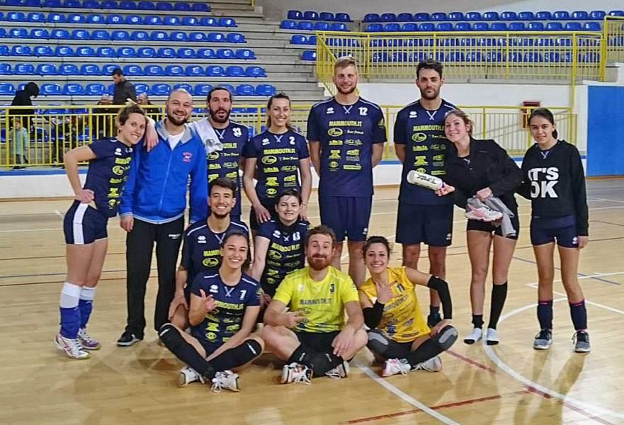 Rinviata la gara tra GS Volley Acquapendente e UISP Pallavolo Viterbo per giovedì 8 marzo