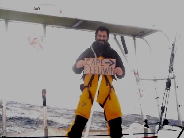 Dopo la Roma Ocean World, una nuova sfida per il velista Matteo Miceli: la Dakar-Guadalupe sul catamarano