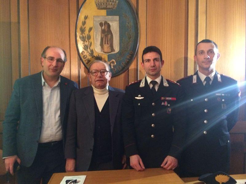 """Sicurezza pubblica a Porano, incontro Istituzione e carabinieri. Comandante Viviano: """"Controlli rafforzati"""""""