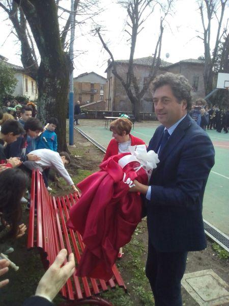 Donna ti voglio cantare: Orvieto dedica l'8 Marzo a quattro illustri concittadine con quattro simboliche panchine