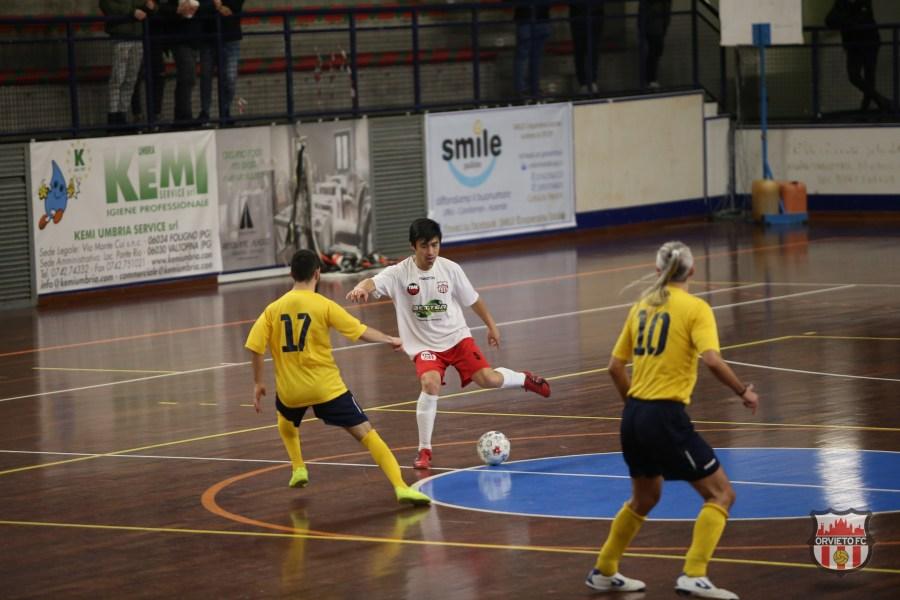 Orvieto Fc, va in archivio un nuovo week end con la vittoria della prima squadra di Calcio a 11