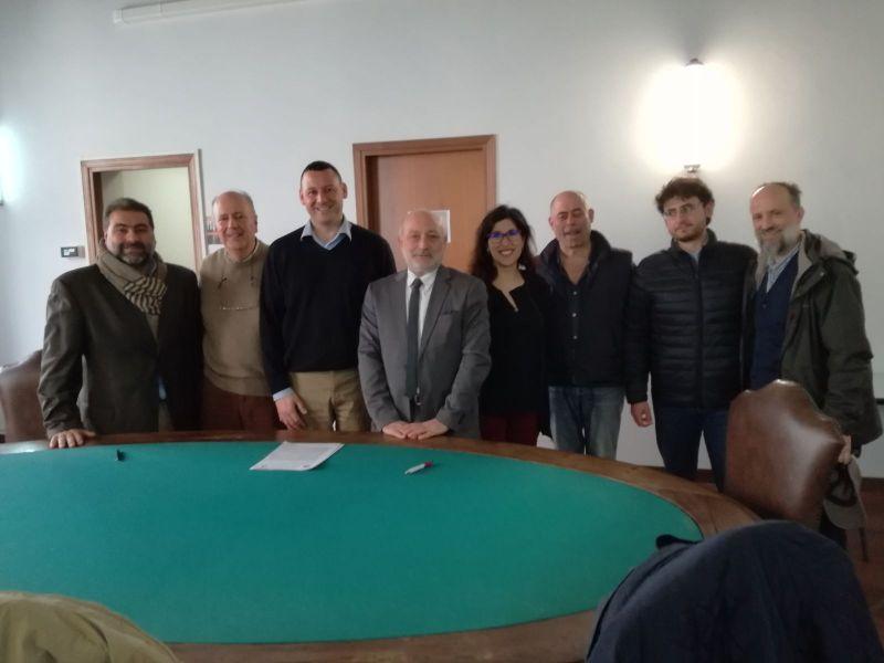 Restauro, conservazione e valorizzazione patrimonio culturale: siglato accordo tra Csco e Palazzo Spinelli Group