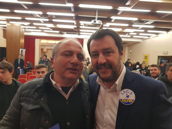 """Gionni Moscetti (Lega): """"A Orvieto ottenuto oltre il 18% dei consensi. Siamo pronti alla sfida delle Amministrative"""""""