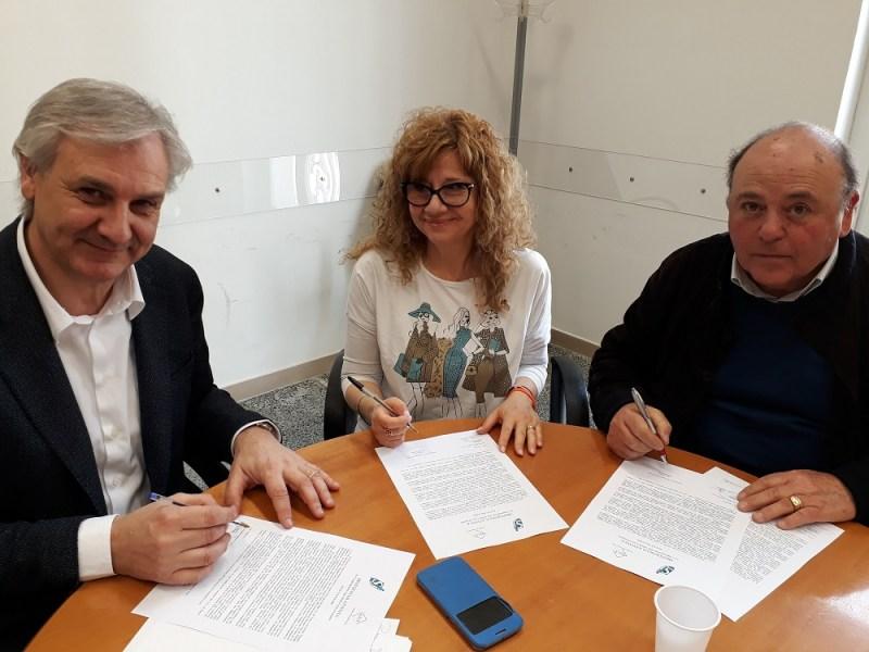 Firmato nuovo protocollo Sii-consumatori: confermati 12 Punti informativi nel territorio