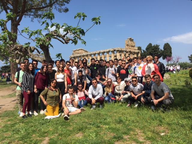 Successo al Festival della Filosofia in Magna Grecia per gli studenti del Liceo Majorana di Orvieto