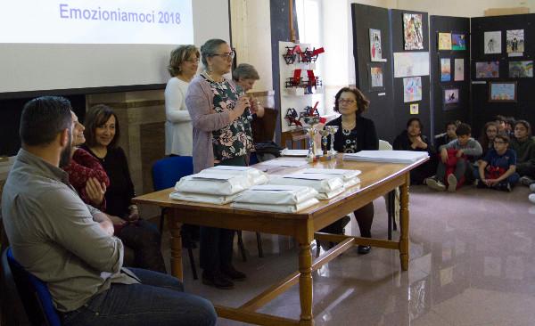 """""""Emozioniamoci davanti a …"""", premiate le scuole Primarie e Secondarie di primo grado vincitori del concorso"""