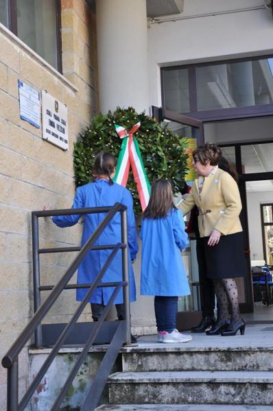 Alla Primaria di Sferracavallo festeggiato il secondo anno dell'intitolazione a Erminia Frezzolini