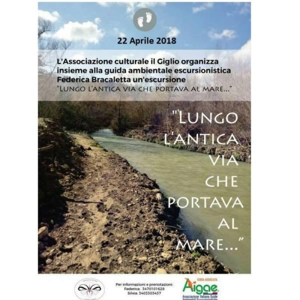 L'Antica Via che portava al mare, 9 km alla scoperta della storia con l'Associazione Il Giglio di Corbara