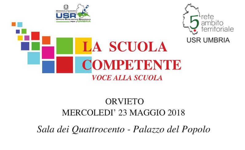 La scuola competente, convegno a Palazzo del Popolo sulle nuove strategie didattiche